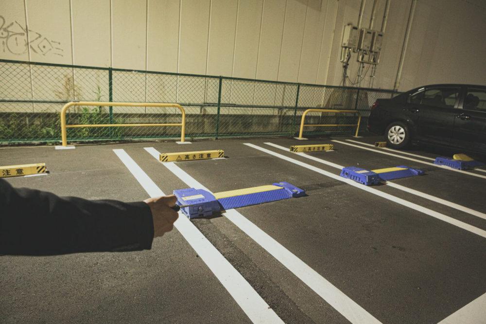 商業施設 の駐車場は 当て逃げ されやすい!