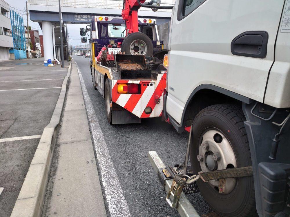 【緊急】車が故障した時の対処法を知ってるとスムーズに事が進みます。