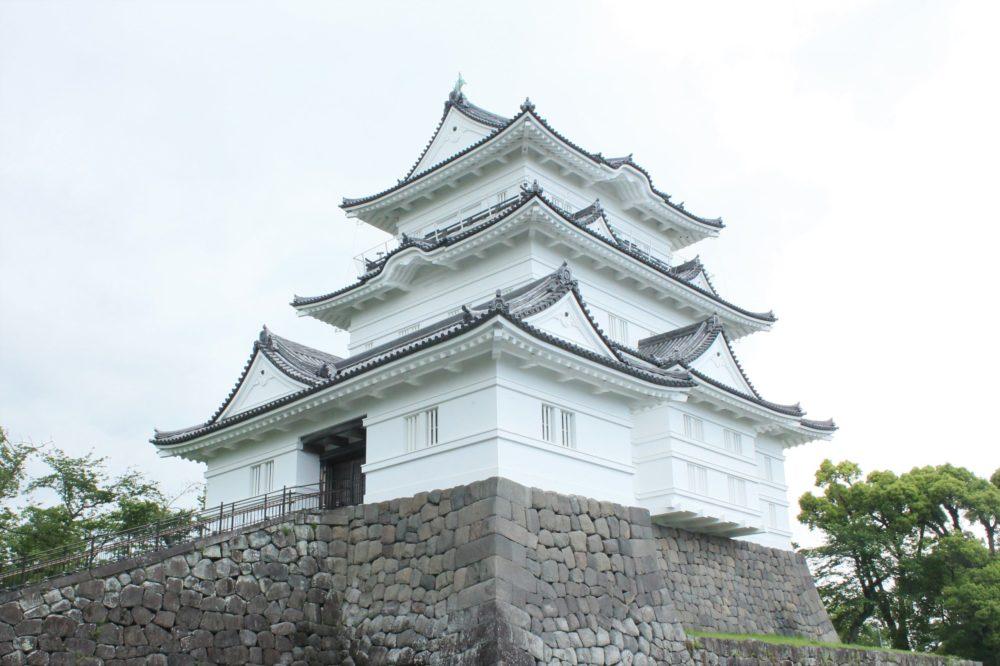 【難攻不落】小田原城へ車で出陣!
