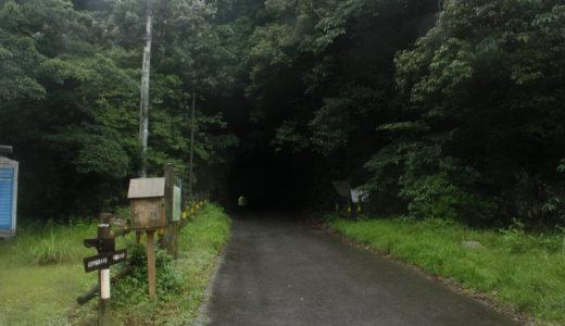 【心霊スポット】神奈川県で最も怖い!?山神トンネルを夜間歩行してみた。