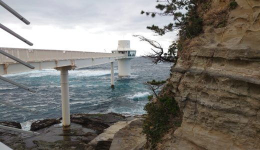 千葉県勝浦市にある「海中公園展望塔」は大人も子供も楽しめる 天然の水族館