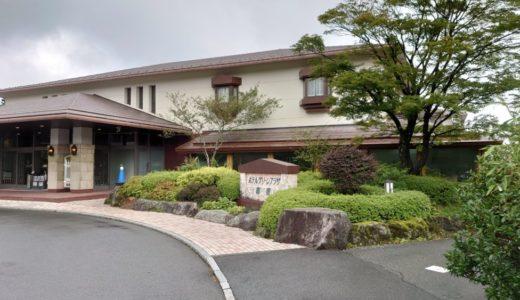 姥子(うばこ)駅から徒歩3分 1泊11000~で美味しい食事が楽しめる 箱根ホテルグリーンプラザの紹介
